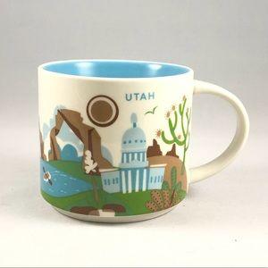 "Utah Starbucks ""You Are Here"" Series Mug"